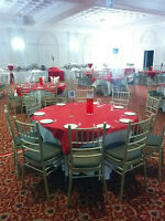 Backdrops! Centerpieces! and More!