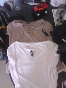 Brand New Womans Tops