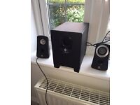 Logitech Speakers z313 50W with Subwoofer