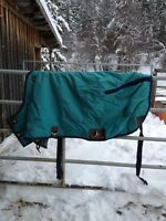 Big D Yearling size Lined Winter Blanket