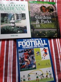 Various Hardback Books