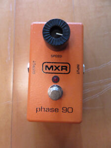 Guitar pedal - MXR Phase 90