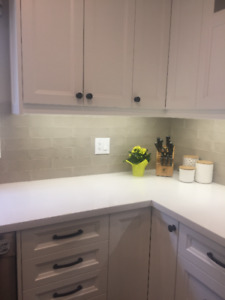 """Kitchen tiles - 3""""x12"""" Oxford Taupe FOR SALE"""