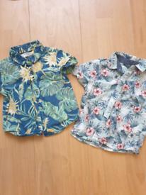 2 x fun shirts