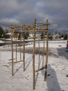 Handmade Garden Arbor $$REDUCED NOW $90
