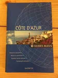 Guides Bleus : Côte d'Azur