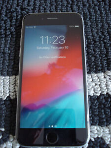iPhone 6s Unlocked SPACE GREY 64GB~ EXCELLENT