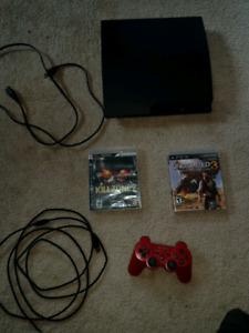 Ps3 controller 2 games