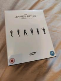 Saled James Bond Collection - 24-Disc Box Set (Blu-Ray)