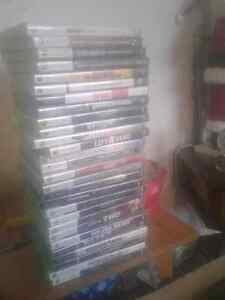 28 xbox 360 compatible games. $100 bundle deal pick up only