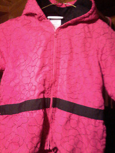 CHILDREN 'S SPRING JACKET'S both Size 5