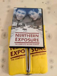 Northern exposure second season in sleeping bag case