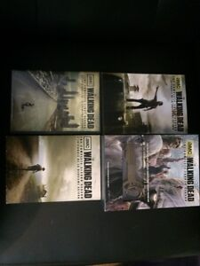 The walking dead season 1,2,3 and 4.
