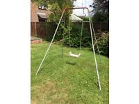 Childrens swing ages 3+