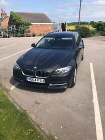 BMW 525D SE LEATHER AUTO 2.0 TD 225bhp 2015 64reg