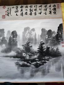 Beautiful Chinese painting