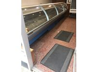 Fridge counter Butcher/Deli/cafe etc