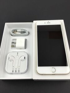 Apple IPHONE 6 plus OG BOX AND ALL ACCESSORIES 128gb BEST ONE Denistone Ryde Area Preview