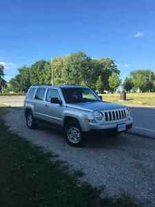 2012 Jeep Patriot North Hatchback