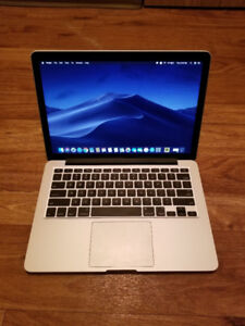 "Macbook pro retina 13"" Early 2015 model"
