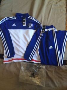 Tracksuit adidas chelsea soccer