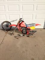 1986 xr100 parts bike or project.