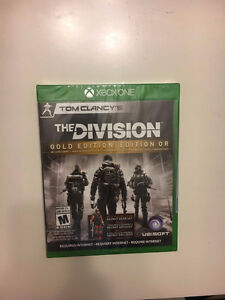 *BRAND NEW* Tom Clancy's The Division GOLD EDITION Xbox One