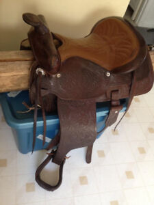 Full Set of Western Riding Tack - Be Ready to go Riding NOW!!
