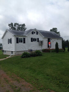RENOVATED TWO BEDROOM HOME, 4 MINUTES FROM CHARLOTTETOWN