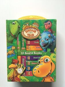 Dinosaur Train Board Books