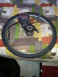 Currie electro drive ELECTRIC BICYCLE TIRE