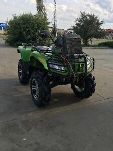 2009 Mudpro 700 4x4
