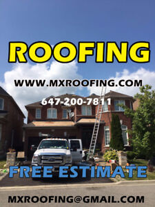roof- Replacement -free estimate-
