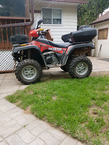 VTT Arctic Cat