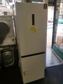hisense frost free brand new fridge freezer