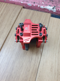 FID Racing Alloy Centre Diff Tower. Losi 5ive-T Complete Diff. Rc Car