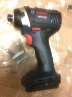 Bosch 18v impact driver NEUF new IDS181 - TOOL ONLY