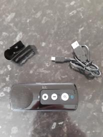Kit Easy Talk Bluetooth Hands Free Visor Unit