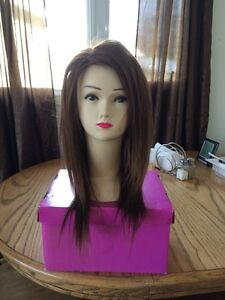 Brand New Lace Front Human Hair Wig $220.00 Strathcona County Edmonton Area image 1