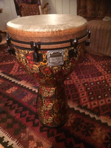 For sale REMO fiberskyn 3 Leon Mobley Signature series Drum