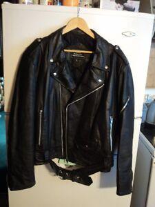 Motorcycle Leather Jacket Gatineau Ottawa / Gatineau Area image 1