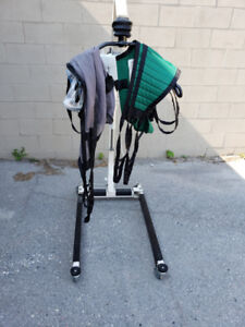 hoyer 450 lift with sling $1675.00