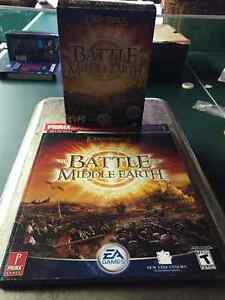 "PC- Lord of the RIngs ""The Battle for Middle Earth"""