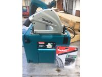Makita plunge saw sp6000 used for 10 mins 2016 model like new