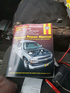99-06 GM Sierra/Silverado Haynes Repair Manual