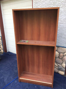 Solid office bookcase