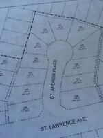 Lot for Sale -St Lawrence College Heights