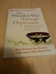 "Selling ""The Mindful Way Through Depression"" Book"