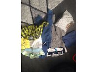 Boys 4-5 assorted bundle clothes