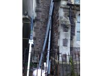 Free soil pipe and various connections